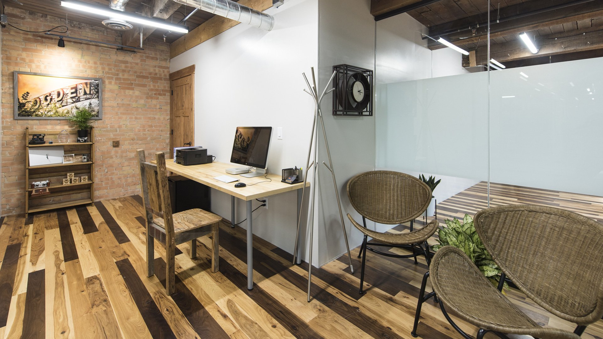 Downtown Ogden Office Space